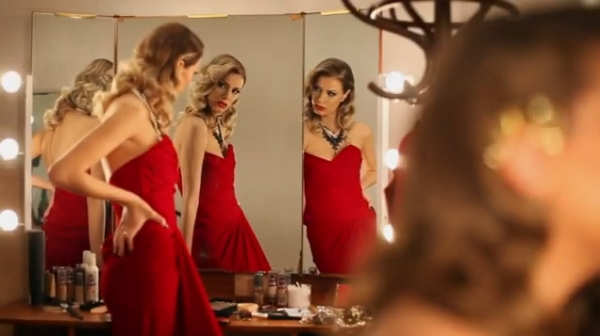 Making of Mirela Diaconu's 2013 fall collection
